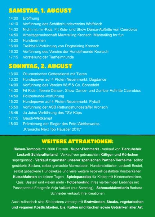 Kopie von Flyer Tierheimfest 2015, Rueckseite